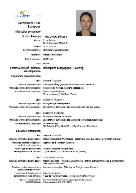 Cv European Model Completat In Limba Romana Motivation Meditation
